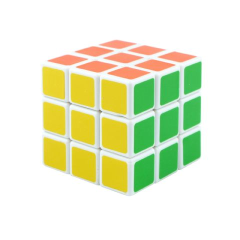 Magic Cube Puzzle 5.7cm Party Bag Toys Fillers Henbrandt